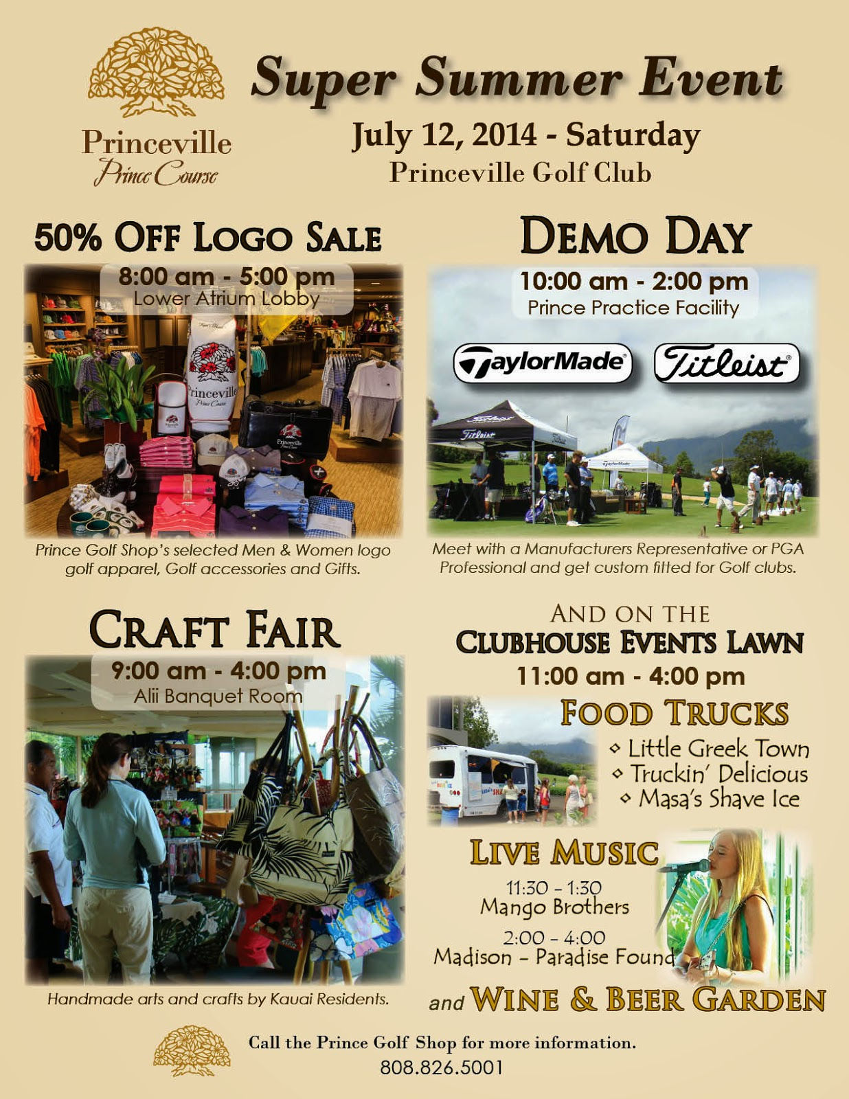Craft Fair Kauai