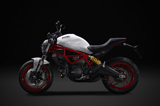 2017 Ducati Monster 797 Coming Our Way