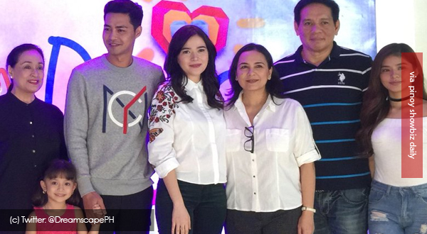 Zanjoe Marudo and Bela Padilla star in new ABS-CBN series My Dear Heart