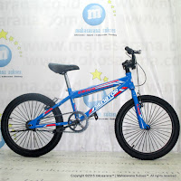20 Inch Senator Orion Low Rise Handlebar BMX Bike