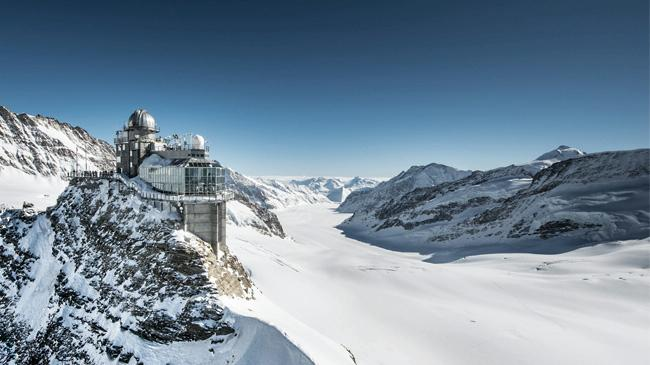 Jungfraujoch: A Journey to the Top of Europe