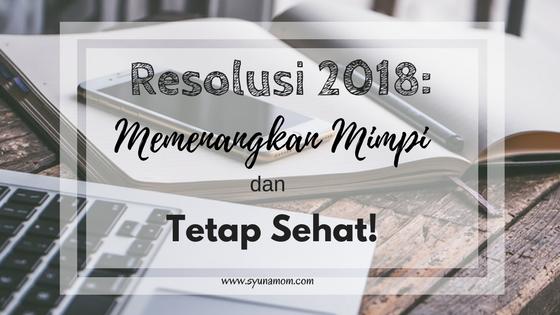 resolusi tahun 2018, rencana, planning,