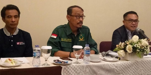 PBB Duga Ada Faktor Firza Husein dalam Bantahan Habib Rizieq untuk Yusril