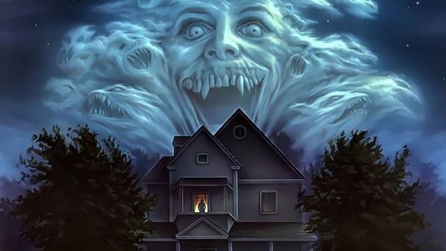 Póster Noche de miedo