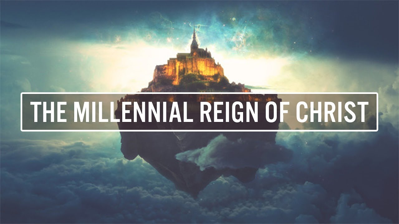 Image result for millennial kingdom