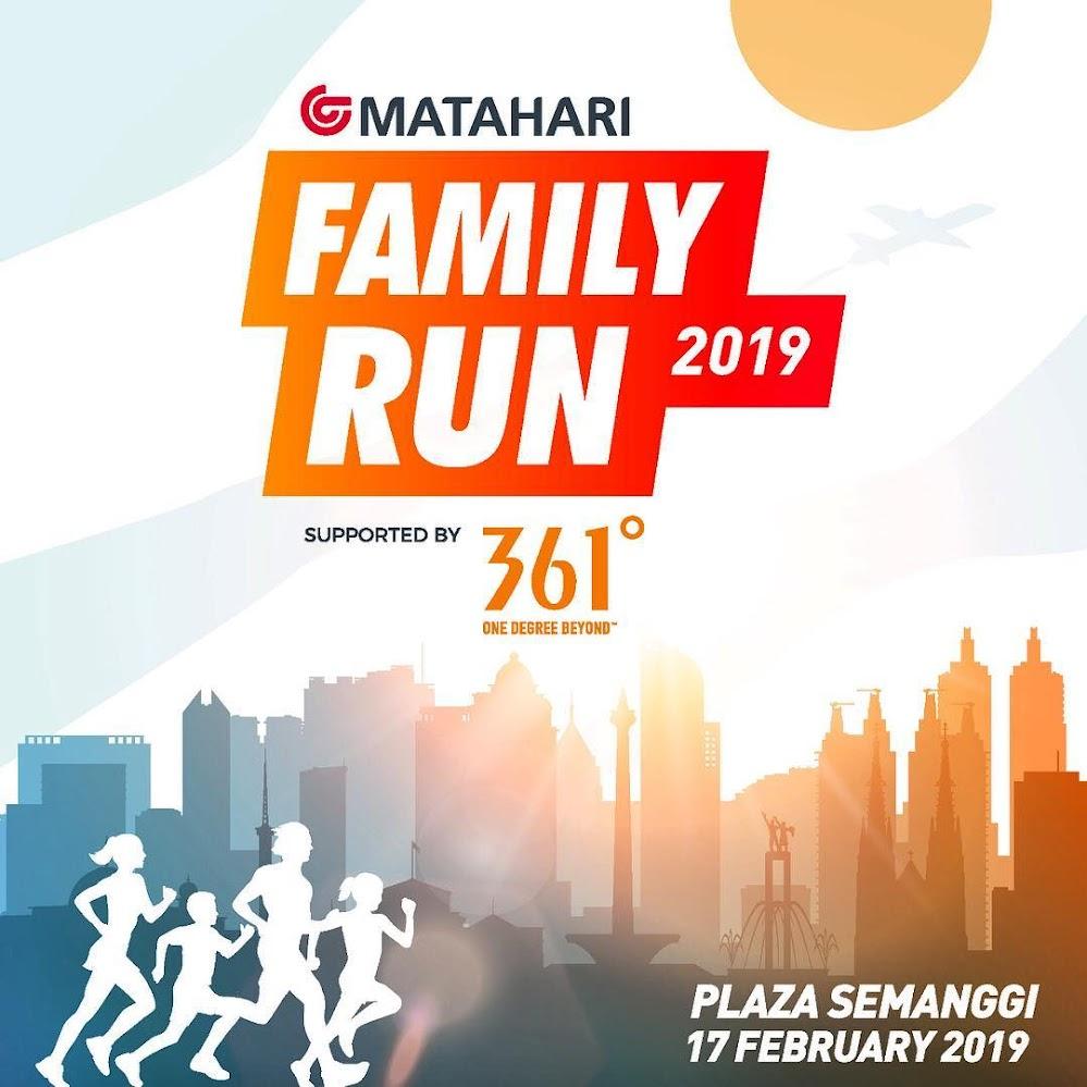 Matahari Family Run • 2019
