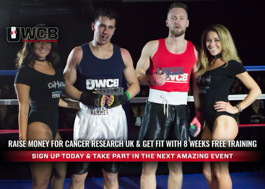 Billy's Charity White Collar Boxing Match!