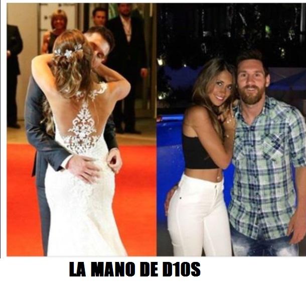 Matrimonio De Messi : Los mejores memes de la boda leo messi y antonella roccuzzo