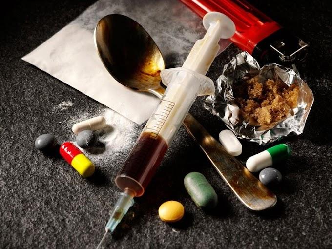 Jenis dadah yang paling berbahaya di dunia!