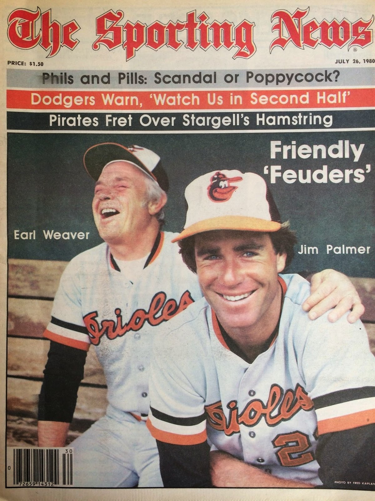 Classic TV Sports: Inside the Pages: 7/26/80 edition of ...