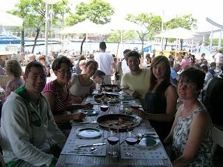 Élelmiszerklub Erasmus+ FR tréning Barcelona, 2016. május