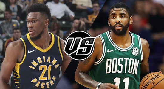 Live Streaming List: Indiana Pacers vs Boston Celtics 2018-2019 NBA Season