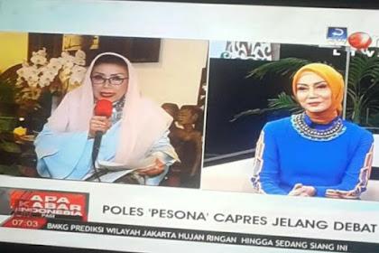 Telak! Tamparan Mien Uno Ibunda Sandi Untuk Pengkritik Prabowo - Sandi