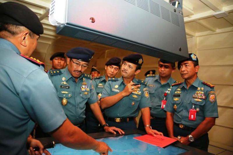 Jajaran Komando Armada RI Kawasan Timur