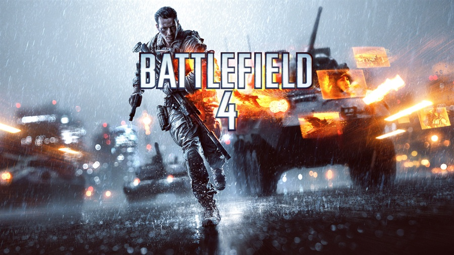 Battlefield 4 PC Download Poster