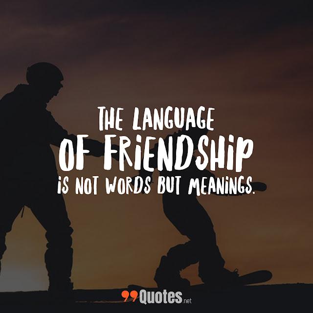 quotes about sweet friendship