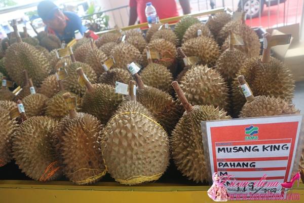 Durian Musang King RM119 Sekilo