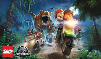 Lego Jurassic World Mod Apk v1.04