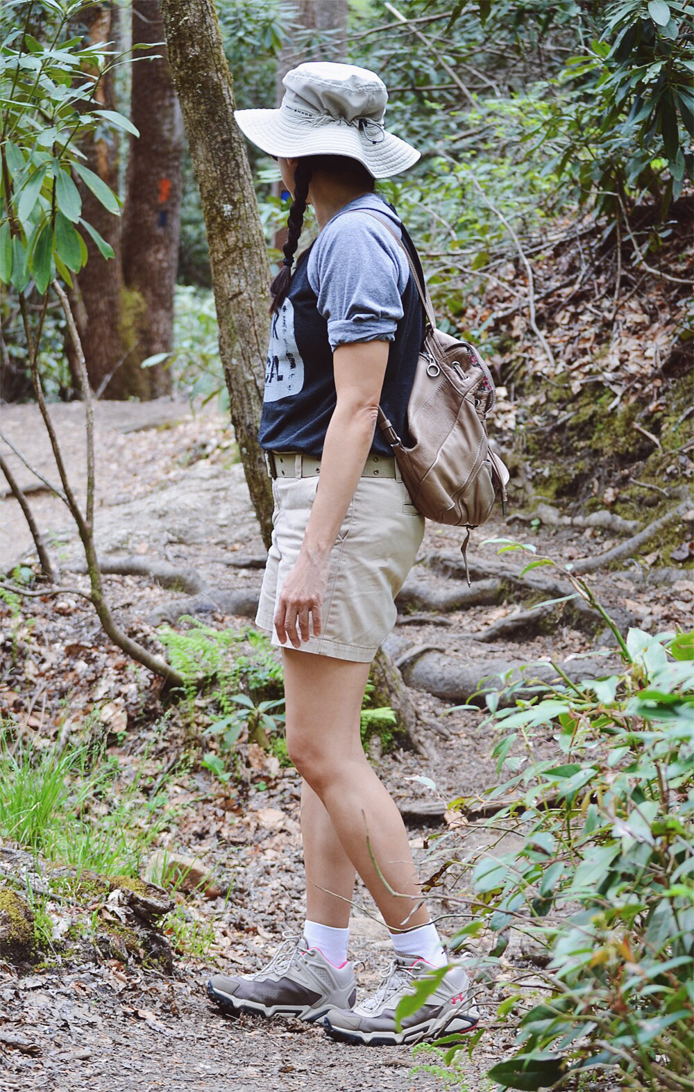 Hiker outfit