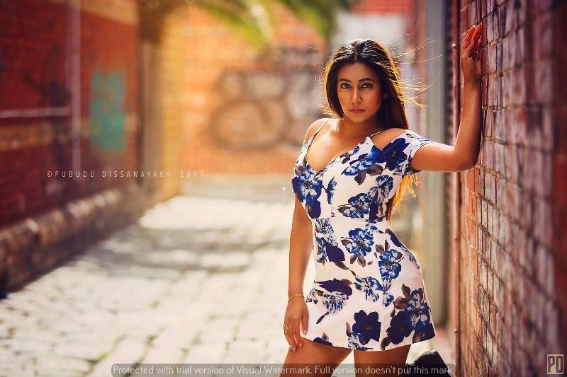 Lanka Actress Image