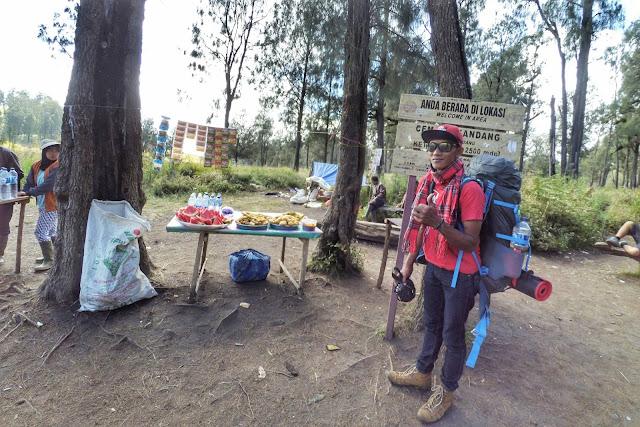 Cemoro Kandang Gunung Semeru