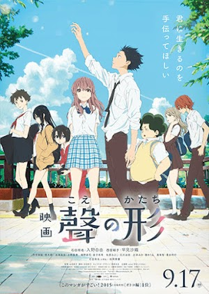 Review Anime Koe No Katachi (The Silent Voice / The Shape of Voice)