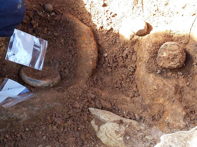 Intact tomb of Etruscan noblewoman discovered in San Giuliano, Tuscany