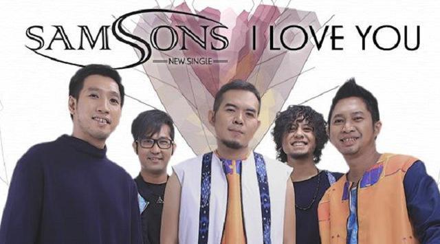 Samsons - I Love You