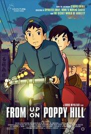 From Up On Poppy Hill - Hoạt Hình Kokuriko-Zaka Kara 2013 Poster