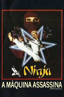 Ninja: A Máquina Assassina - BDRip Dual Áudio