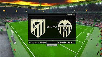 La Liga 1|2|3 Scoreboard