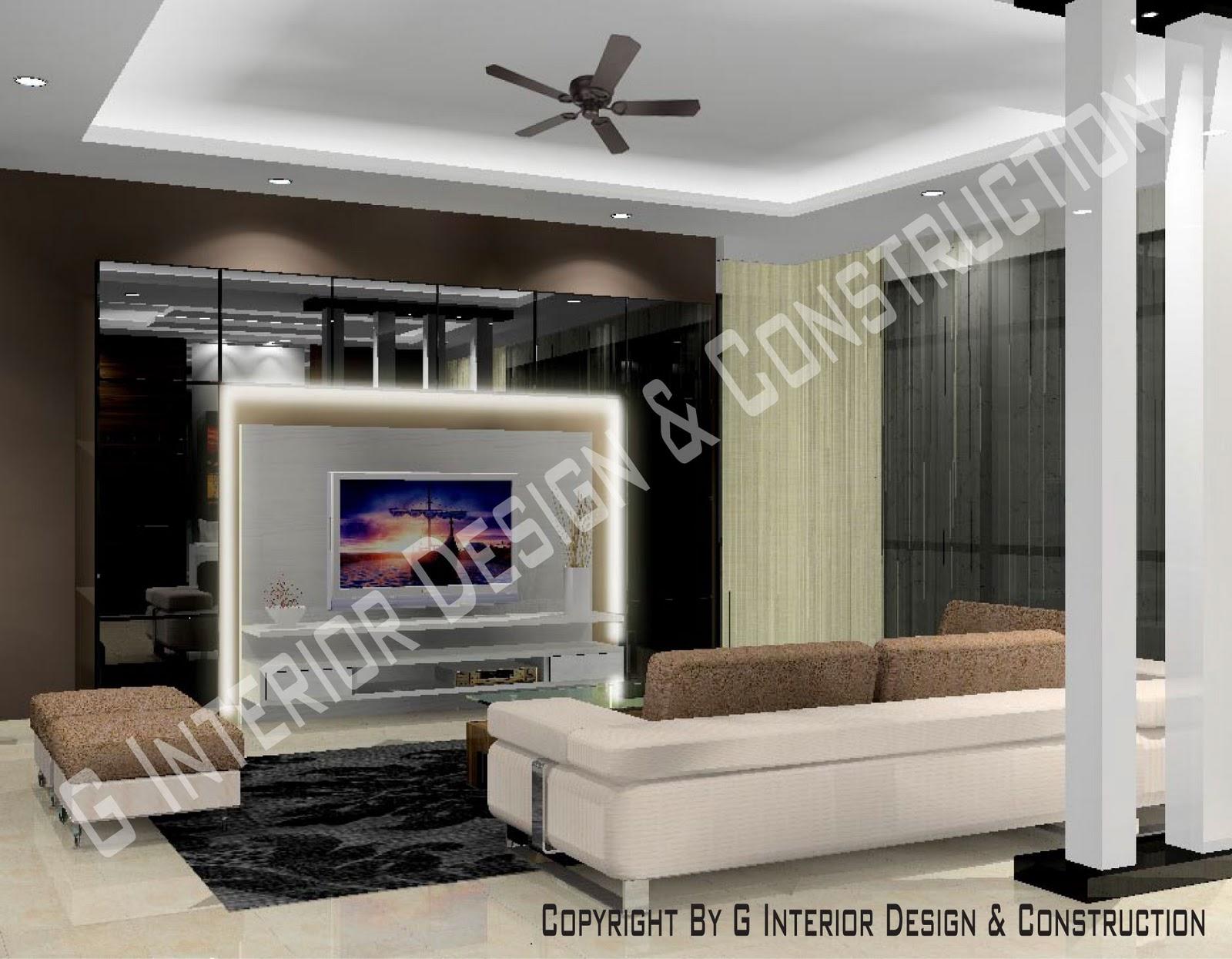 3D Drawing Interior Design