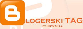 Blogerski TAG by KittyAilla