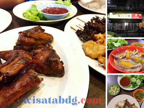 Ayam Semar Pandawa Bandung