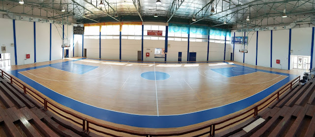 Tο κλειστό γήπεδο Ναυπλίου έγινε σαν καινούργιο - Παρέμβαση στο 5Χ5 της Ασίνης - Έρχονται έργα και στους ανοικτούς αθλητικούς χώρους