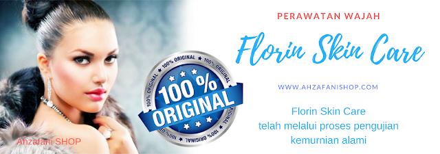 Florin Skin Care telah melalui proses pengujian kemurnian alami