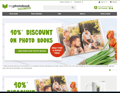 Myphotobook.co.uk offers quality online custom printing