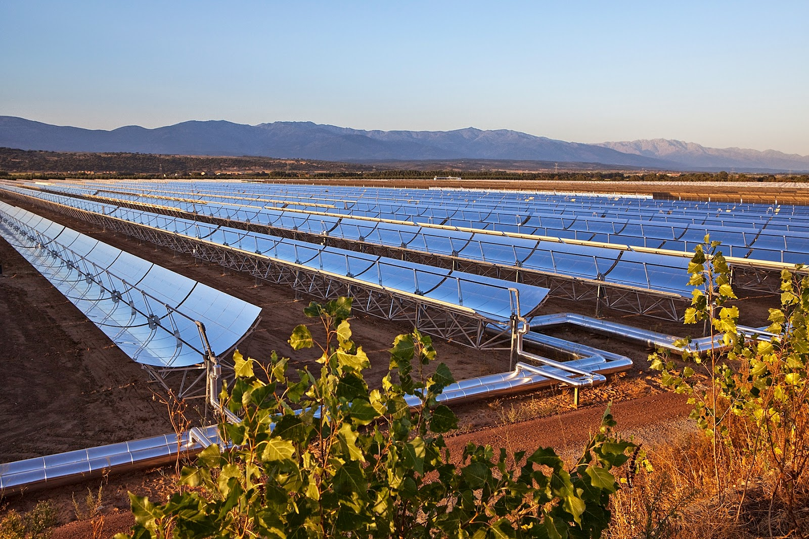 Sener And Acciona To Build The Kathu Concentrated Solar