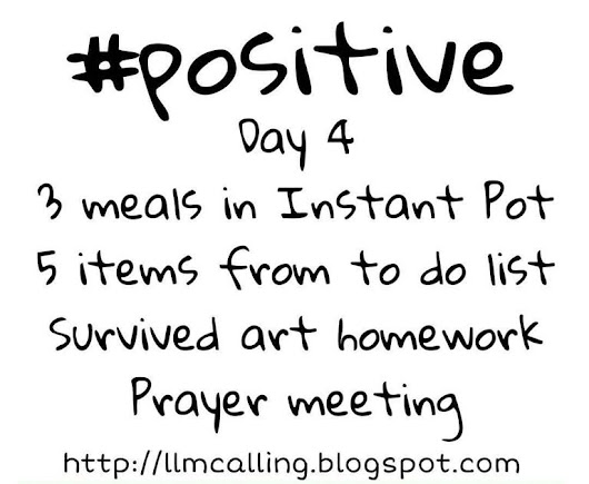 day 4 #positive #oneword365