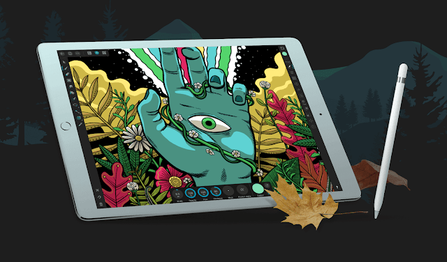 Affinity-Designer-aplicacion-de-diseño-vectorial-profesional-para-iPad