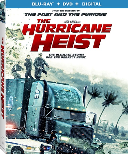 The Hurricane Heist (El Gran Huracán Categoría 5) (2018) m1080p BDRip 11GB mkv Dual Audio DTS-HD 7.1 ch