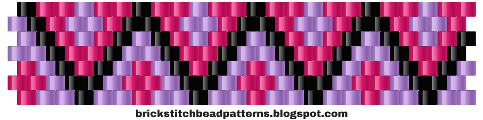 brick stitch bead patterns journal 1 free brick stitch