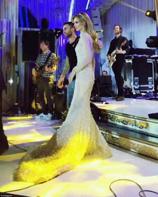 maroon 5 matrimonio