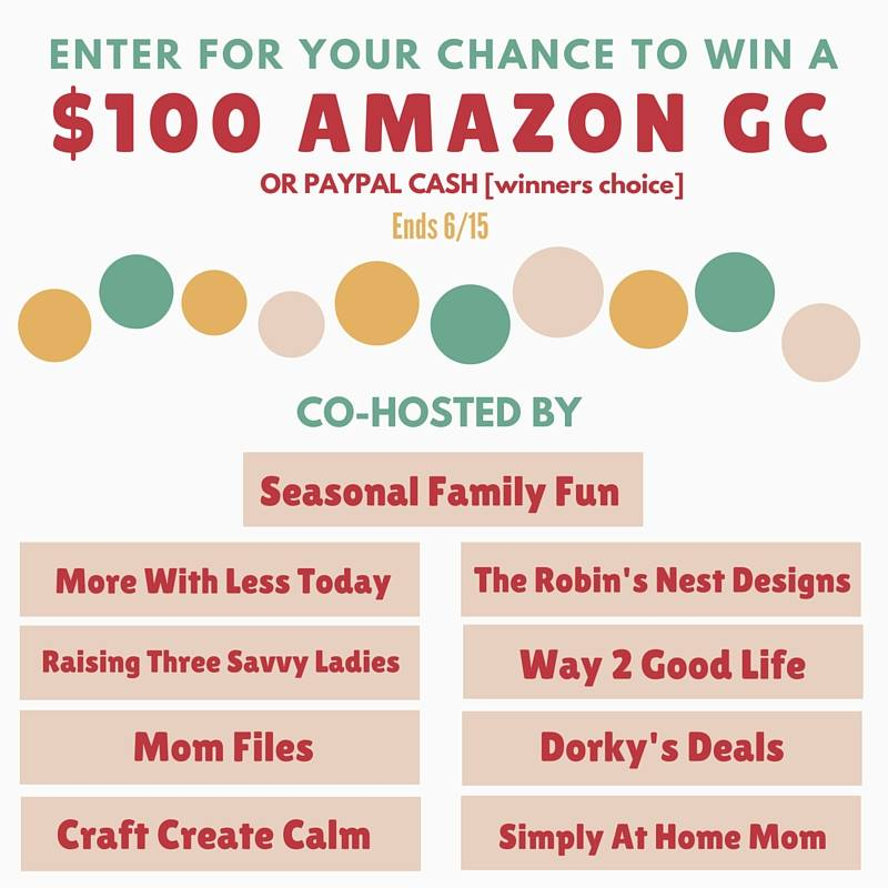 $100 Winner's Choice (Amazon Gift Card Or PayPal Cash