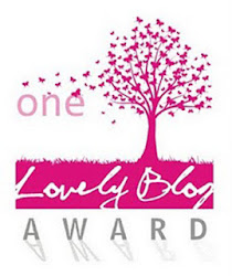 Selo One Lovely Blog Award