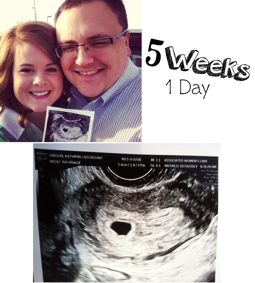 5 Weeks 4 Days Pregnant – Daily Motivational Quotes