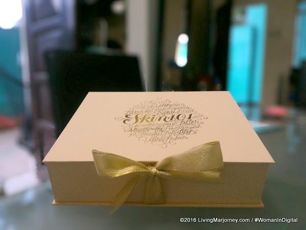 WID Beauty Box from Skin 101
