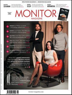 """Monitor Magazine"""