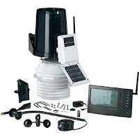 Wireless Weather Station Davis 6163 Vantage Pro2