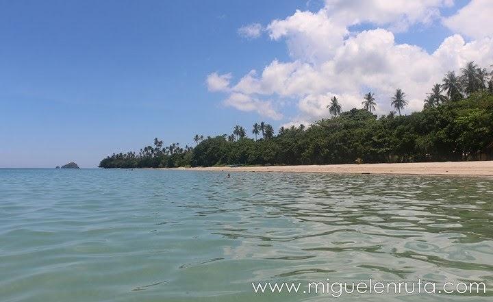 Baño-Lio-Beach